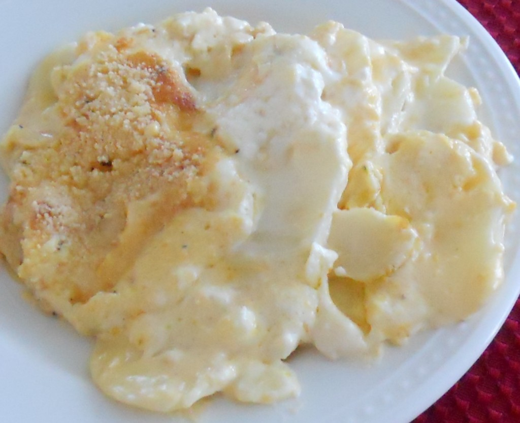 Cheesy Scalloped Potatoes Recipe Paula Deen