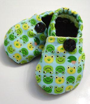 Cloth baby shoe pattern free - Slaapkamer gordijn babymeisje ...